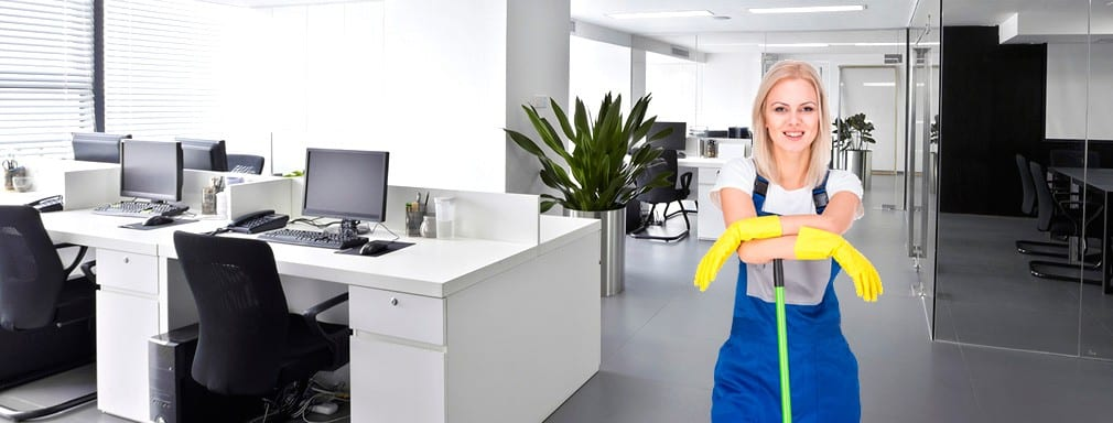 Office cleaning services at affordable prices