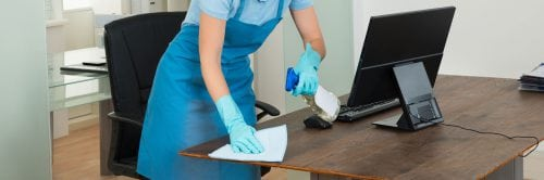 office commercial cleaning services prospect heights il