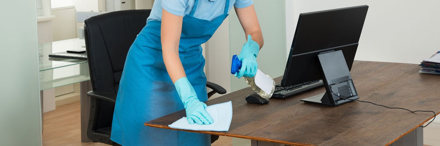 Reliable office cleaners